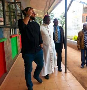 fra Miro Babic misija u Africi, Kenija, Mali dom, krizma