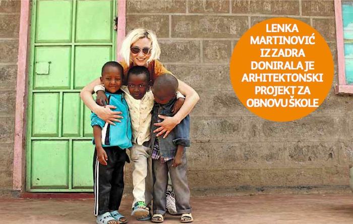 Kako je arhitektica Lenka pomogla maloj Jeptoo da nastavi školovanje