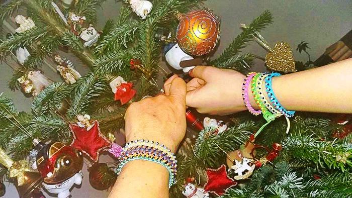 božićno iznenađenje Nika, Elma i Mali dom