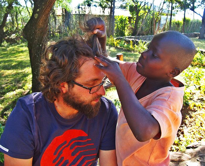 Fra Miro Babić misija u Africi