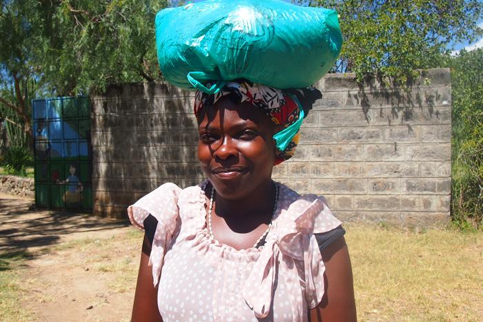 Sretan Dan žena mama Louise, sirotište Mali dom, misija fra Mire Babića u Africi