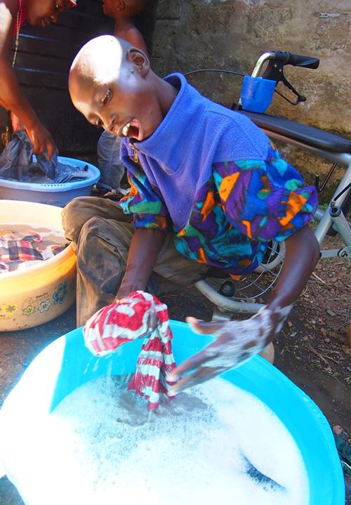 sirotište Mali dom Kenija Afrika