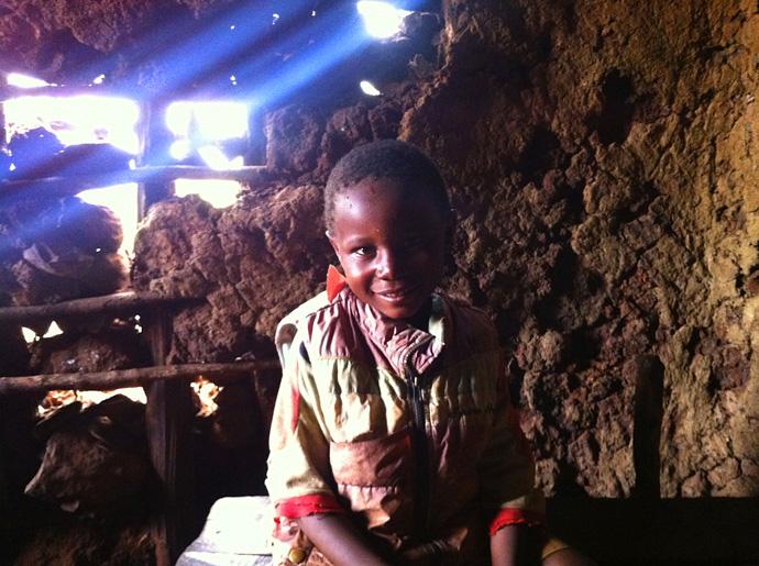 Misija u Africi, Kenija, Subukija, misionar fra Miro Babić, sirotište Mali dom